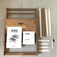 L056【USED】卓上手織機 絵織亜 エオリア 織幅40cm