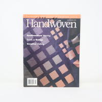 【古本】B2_186 HANDWOVEN March / April 1999