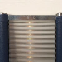 G002【USED】<TOIKA> トイカ ステンレス筬 50羽 内寸70.5cm