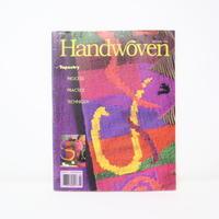 【古本】B2_167 HANDWOVEN May / June 1995