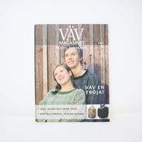 【古本】B2_137 Vav Magasinet VÄVMAGASINET NR1 2009 日本語訳冊子付