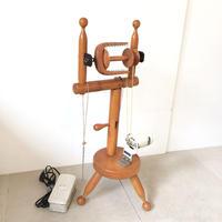 G078【USED】<東京手織> 電動糸車1 シングルベルト
