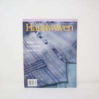 【古本】B2_183 HANDWOVEN September / October 1998