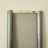 P019【USED】<INOX>ステンレス筬 30羽cm 内寸120cm