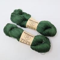 【糸】E025 絹糸 ておりや/TEORIYA オリジナルパールシルク 2本