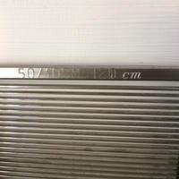 F044【USED】<東京手織> ステンレス筬 10cm/50 内寸120cm