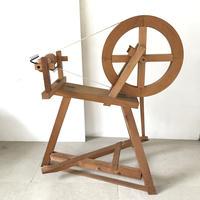 H068【USED】糸車 糸紡ぎ機
