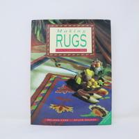 【古本】B2_27  Making RUGS A Guide to Creative Rug Making / HELINDA COSS ,SYLVIE SOUDAN