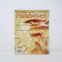 【古本】B2_182 HANDWOVEN May / June 1998