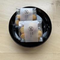 鹿落堂 まるクッキー(プレーン)