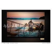 「情念との反芻」展示作品:「桟橋の記憶(岡山鷲羽山・日本)」