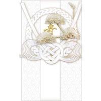 VJB1 美濃和紙吉祥柄 白雲 祝儀袋 麻の葉 大