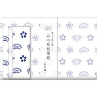 KK134 みの和紙懐紙 松竹梅