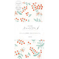 LI300  今日のお手紙 赤い実   (03107)