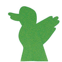 KMF103 Hand Shadows Card The Duck