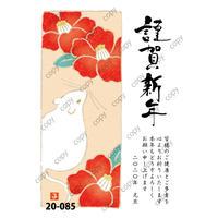 20-085 FSS 水彩年賀