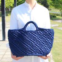 【終了】ワークショップ@東京fukuya(5/27、5/28)「フィンランドの糸で編む大きなバスケット」お申し込み