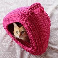 データ版レシピ「テトラ型のキャットハウス-Tetra cat house-」