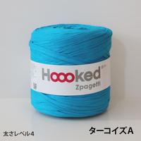 Tシャツヤーン「ズパゲッティ/ブルー・グリーン系」