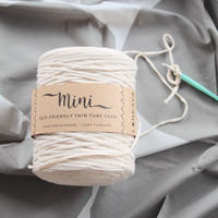 【予約販売】エコ コットンヤーン「Lankava Mini Tube Yarn/1kg」7/19締切