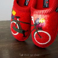 HAFLINGER (ハフリンガー) / Flair Radl ラドル / Red Bicycle / RED HL31306002