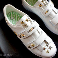 【 送料無料 】 PATRICK(パトリック) / OCEAN-ST(オーシャン・スタッズ)/ STAR 530560 / made in JAPAN(日本製)