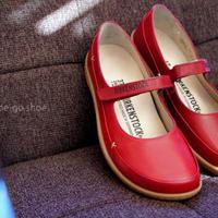 【 送料無料 】> LADY'Sモデル < BIRKENSTOCK / IONA(アイオナ)/ RED 1004578 ナロー幅 / ポルトガル製
