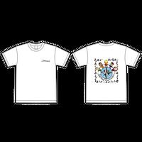 3rdアルバムTシャツ(白)