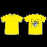 3rdアルバムTシャツ(黄)