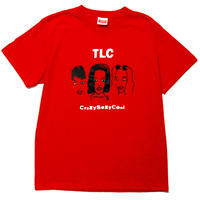 """TeeLC"" T-Shirt  [RED]"