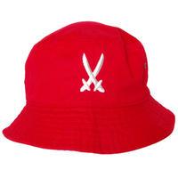 [R/W] SGOGUN CROSS SWORD Bucket hat