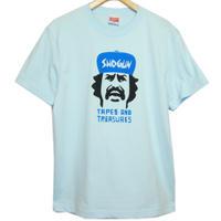 SHOGUN CHEECH T-Shirt  [LIGHT BLUE]