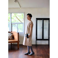 ミナ ペルホネン tambourine ドレス - 2 color-
