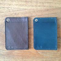 パスケース(両サイド+センターポケット付き)