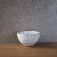 花形碗【白萩釉】