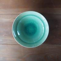 7寸リム鉢【グリーン】