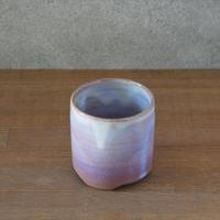 香炉【粉引紫】