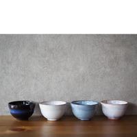 まゆ型飯碗 全4色