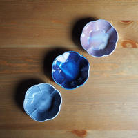 花形小鉢 全3色