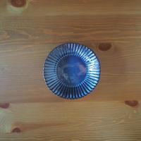 6寸輪花鉢【青萩釉】