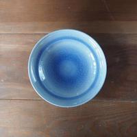 7寸リム鉢【水色】