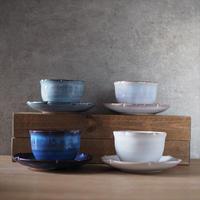 花形碗皿 全4色