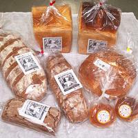 食工房の麦畑・収穫の恵みパンセット