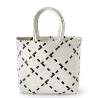 PASAR BAG /White  / L