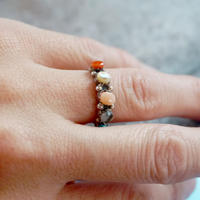 Indian Jewely Small Stone Ring