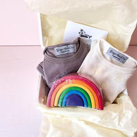 Gift Set for Baby- Fish x Shell