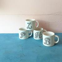 Original Initial Mug / S