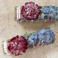 Flower Smudge Bundle