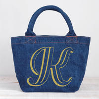 Organic Denim Tote K / Ginger Beach Inn Original