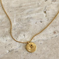 CELESTE NECKLACE GOLD / Temple Of The Sun
